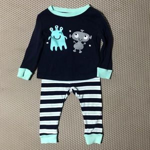 Other - 🔴SOLD🔴‼️Free‼️Baby Boys Pajama